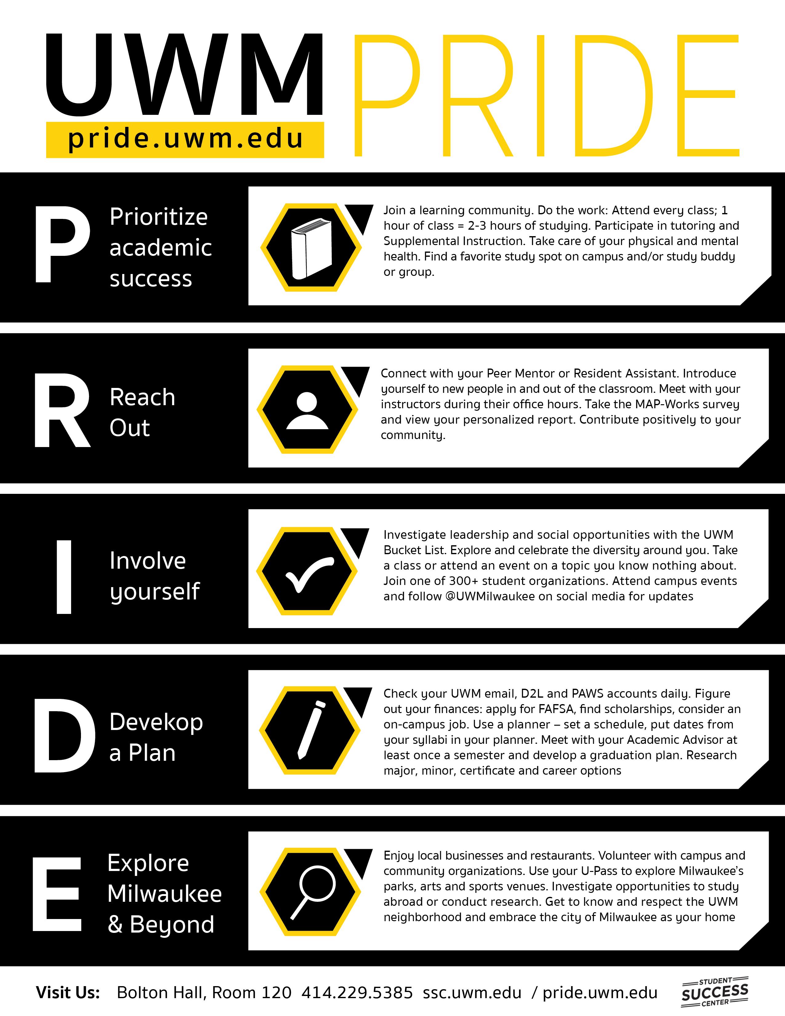 uwm pride message