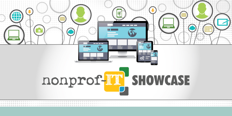 Details For Event 14664 – School of Information Studies: Fall 2018 nonprof-IT Showcase