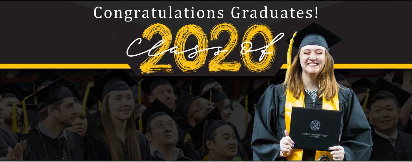 SOIS Class of Fall 2020 - Congratulations!