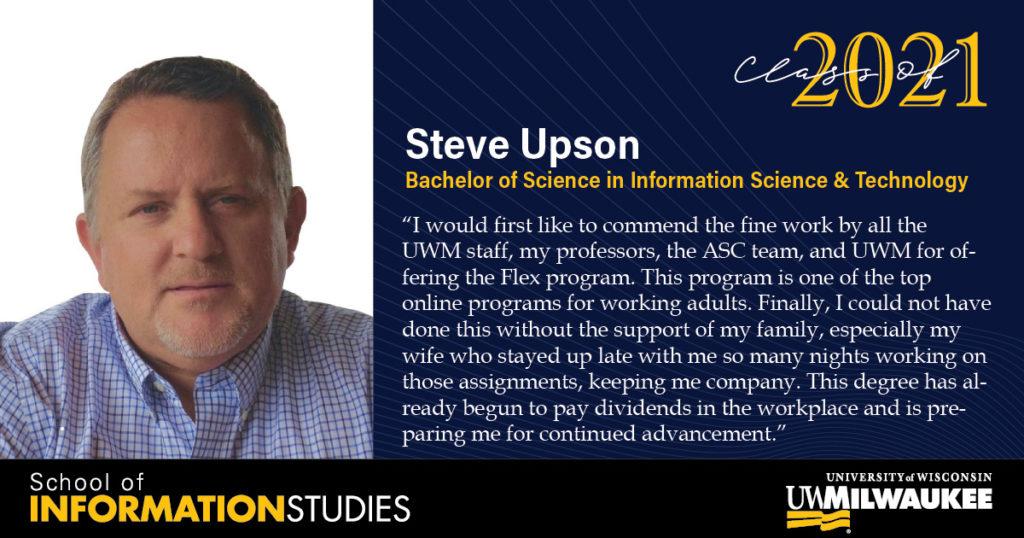 Steve Upson, IST