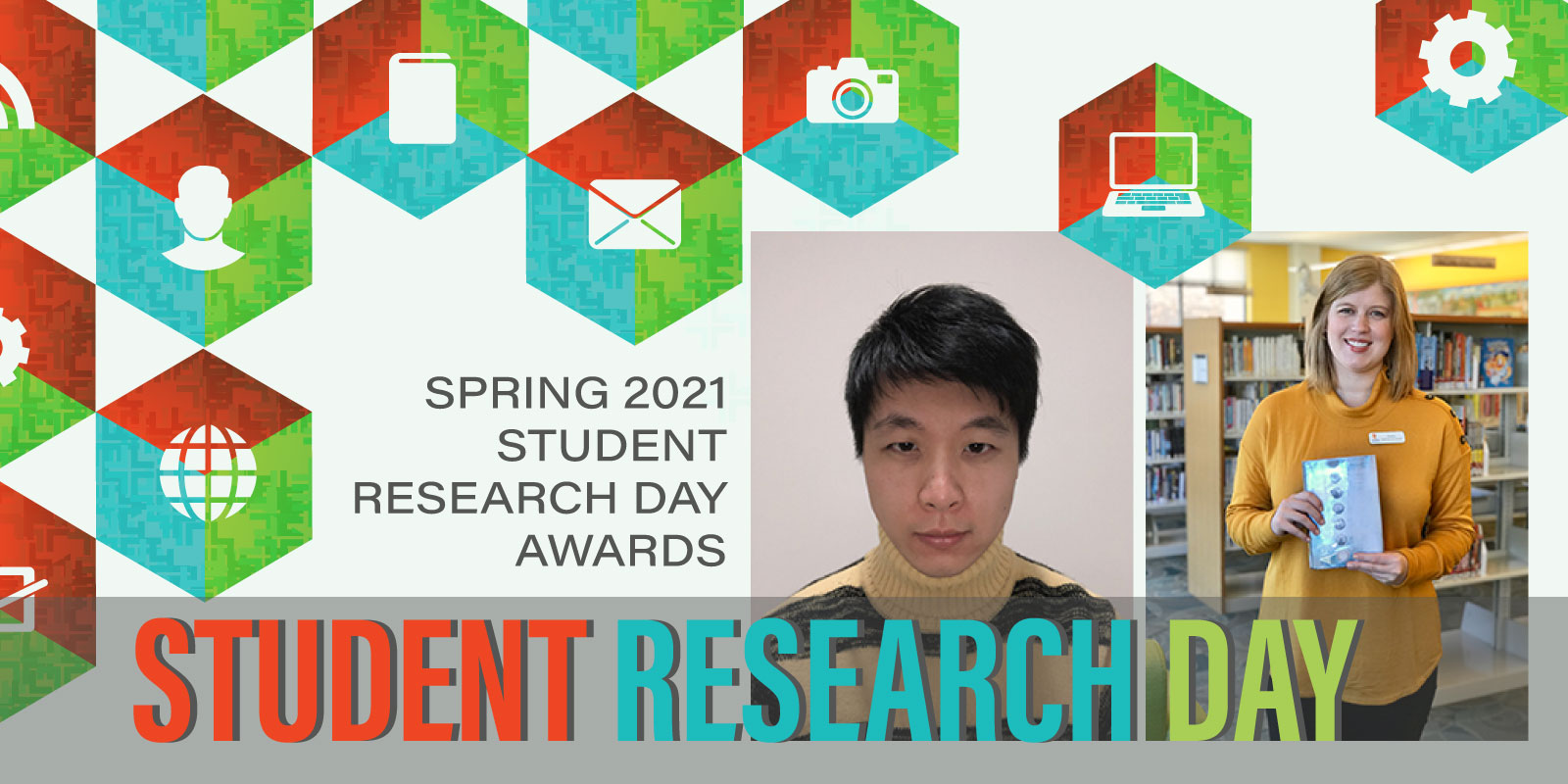 Spring 2021 Student Research Awardees