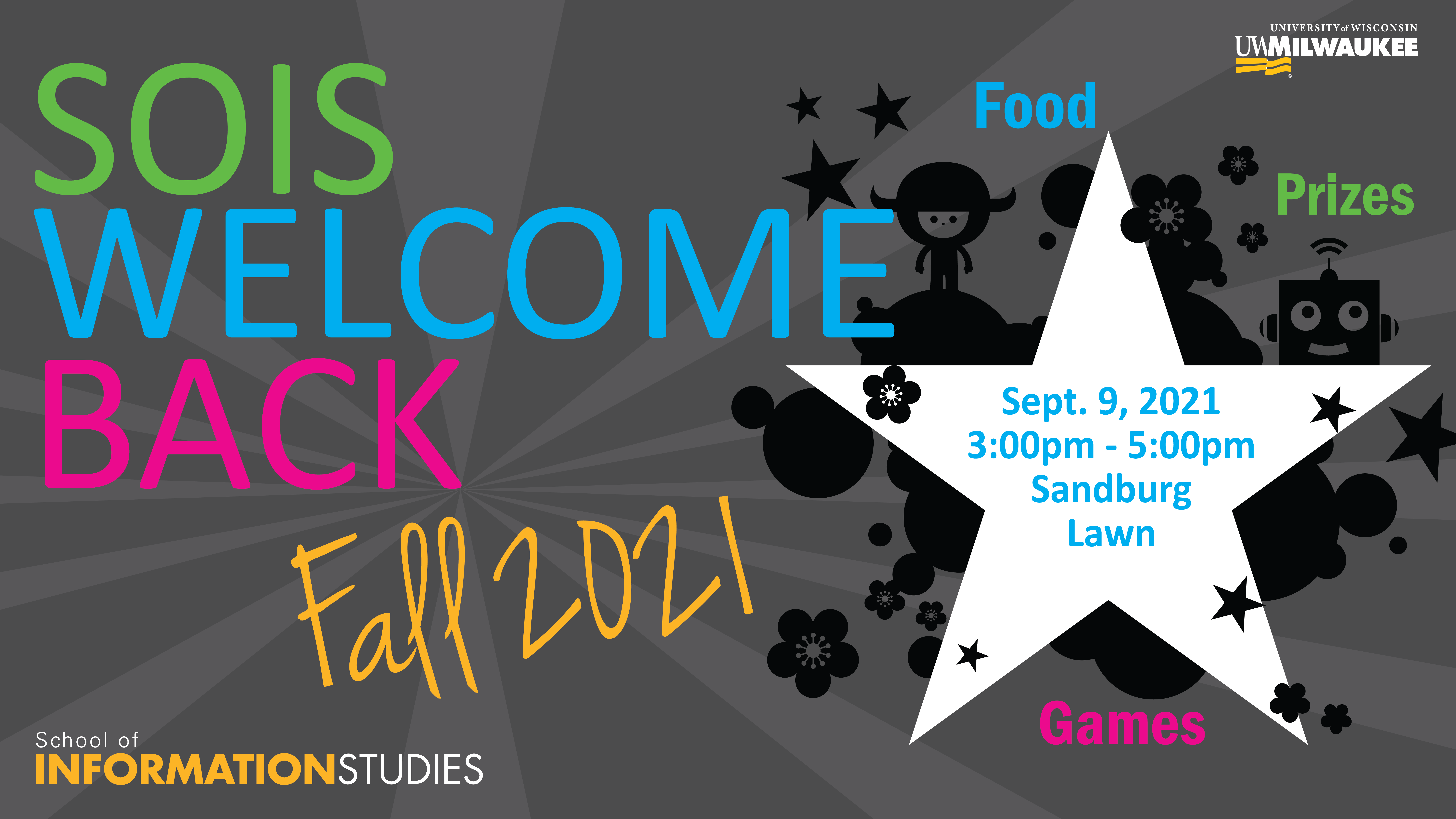 Fall 2021 Welcome Back Carnival