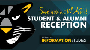 Student & Alumni Reception at WLA Header