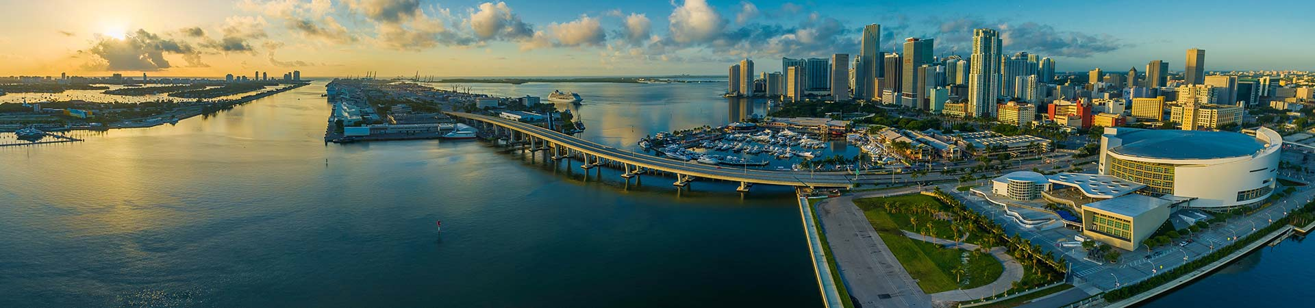 Miami Oceanfront View
