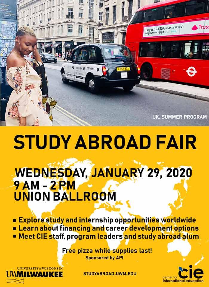 Study Abroad 2020