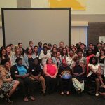 Group photo of student changemakers