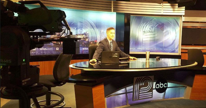 Chasing leads led journalism grad to Milwaukee news