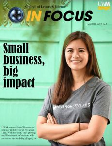 InFocus, April issue