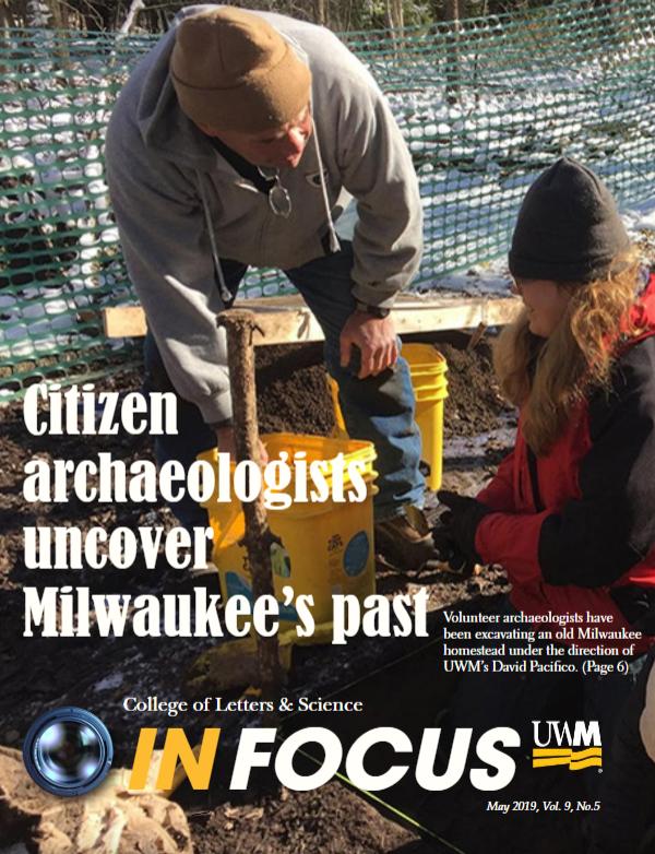 InFocus, April issue