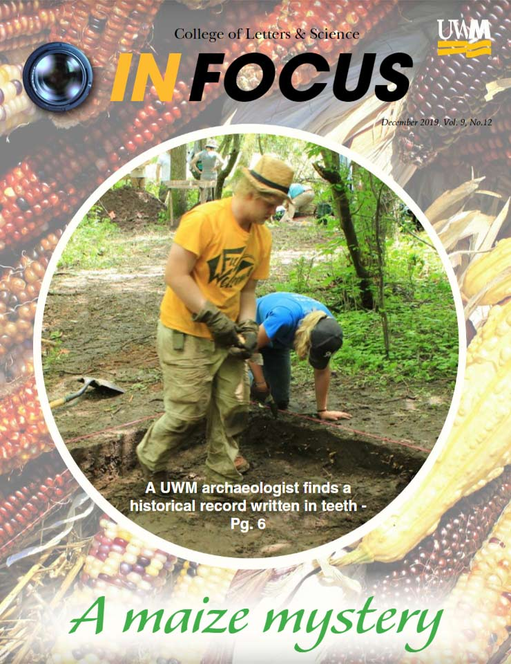 December 2019 In Focus Cover