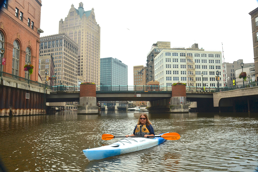 Details For Event 17754 – Geosciences Colloquium: The State of Milwaukee's Rivers - the Good,…