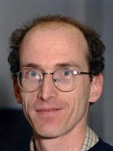 Distinguished Professor Mark McBride