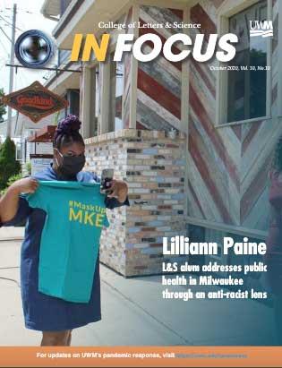 October 2020 In Focus cover