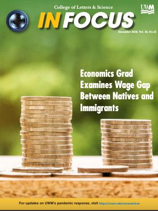 December 2020 In Focus cover