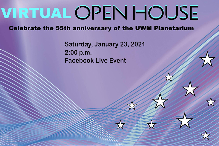 Details For Event 19000 – Manfred Olson Planetarium Virtual Open House