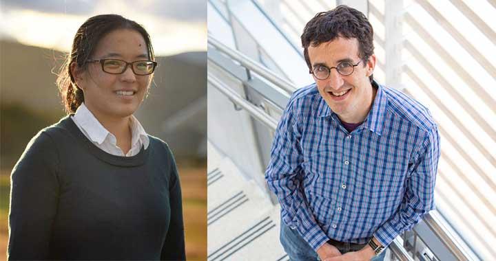 Sarah Vigeland and David Kaplan