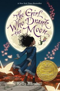 The Girl Who Drank The Moon - 2017 Newbery Winner