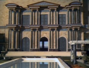 A depiction of the Ancient Library of Alexandria, lost to the ages. (from Cosmos: A Personal Voyage)