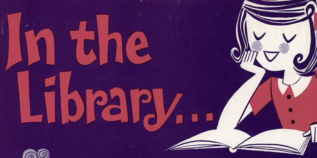 A poster from Using Your Library. 32 Posters for Classroom and Library. Danville, N.Y.: F. A. Owen Publishing Company, 1965.
