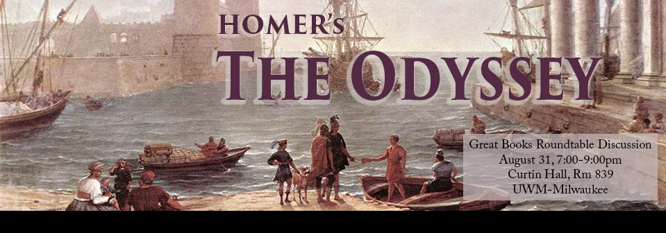 Great Books Roundtable Discussion: The Odyssey