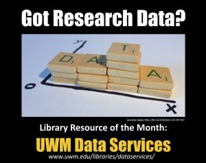 Data Services: Resource of the Month