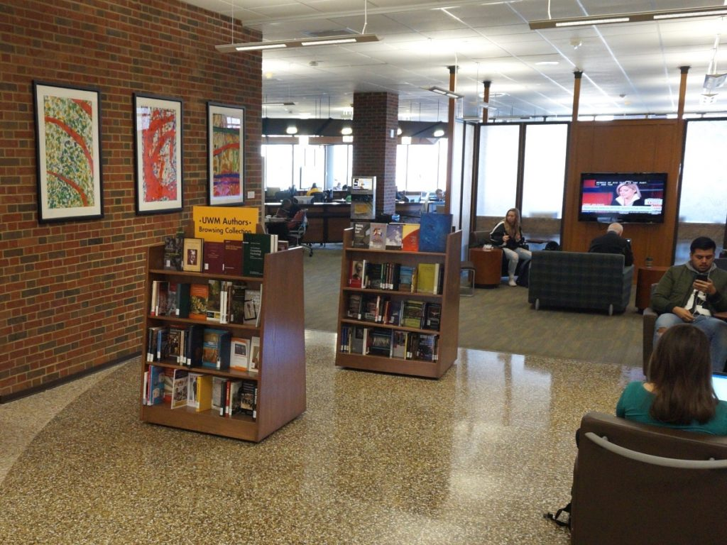 Uwm Library Room Reserve