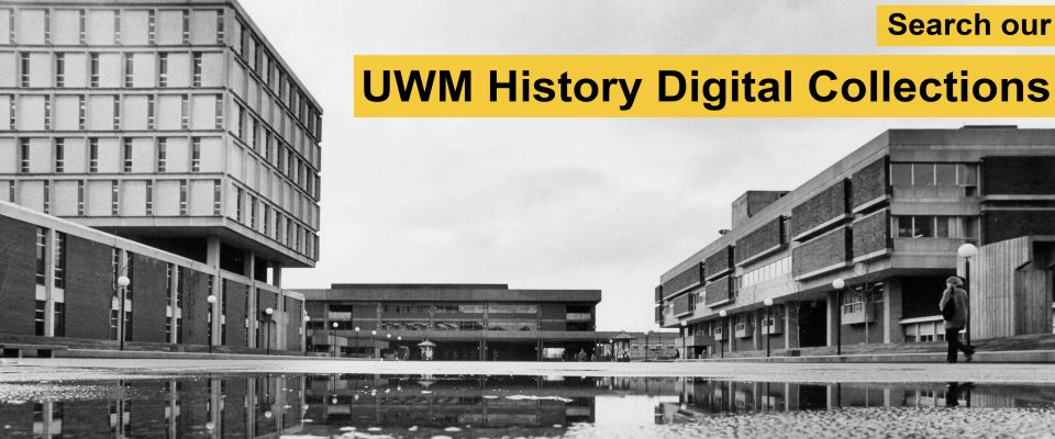 Search the UWM History Digital Collections