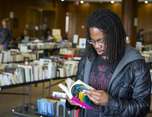 Friends of the UWM Golda Meir Library Used Book Sale