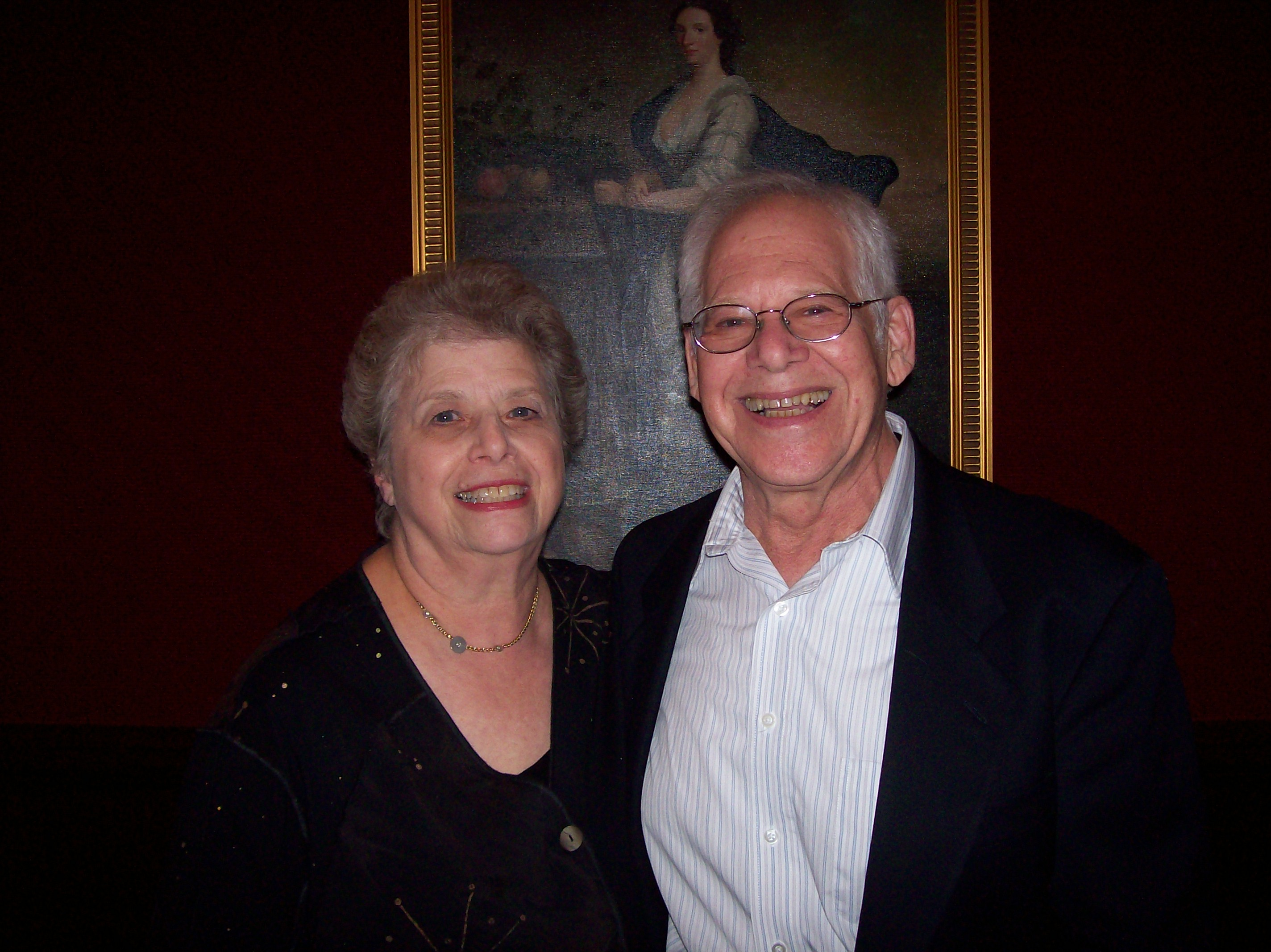 Janet and Arthur Holzheimer