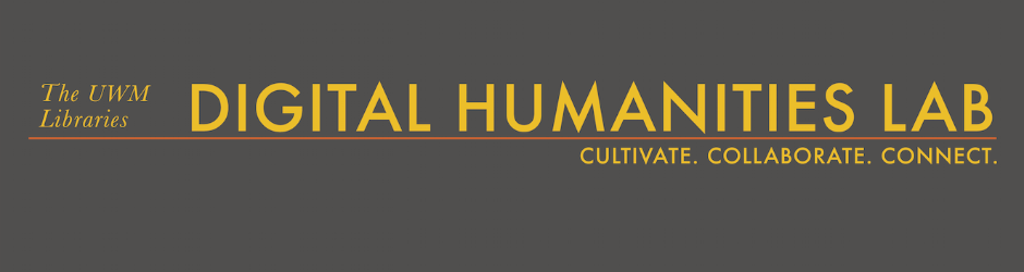 UWM Digital Humanities Lab logo