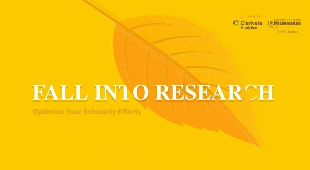 Fall Into Research