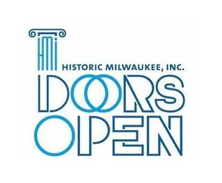 logo for Doors Open Milwaukee