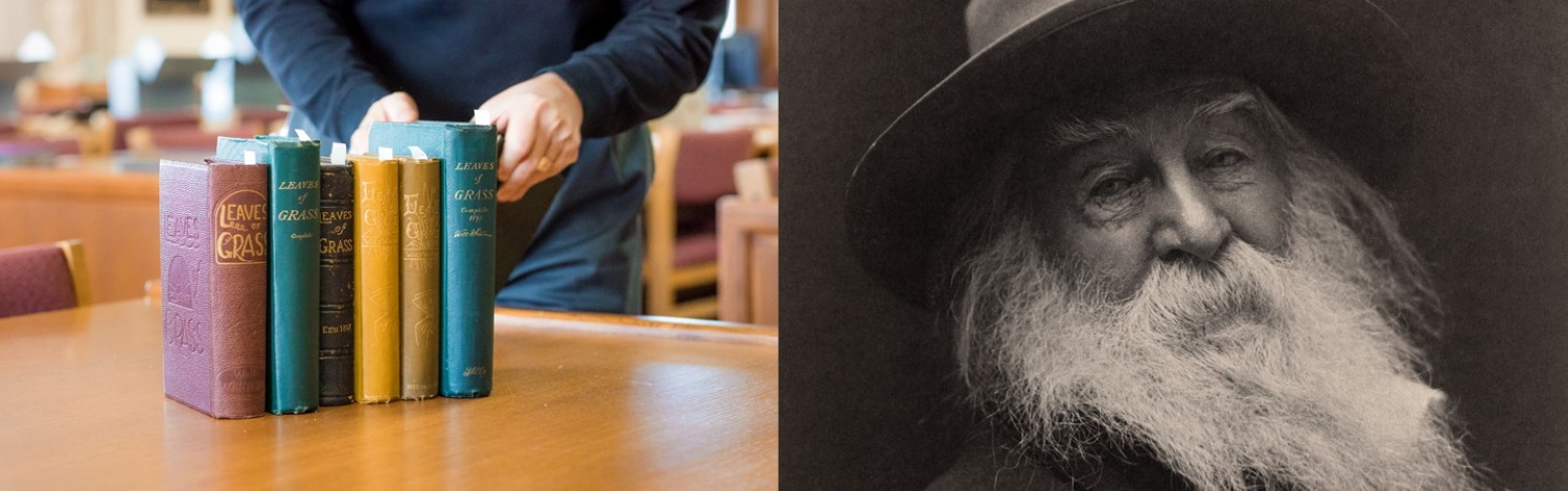 images of walt whitman books and of walt whitman