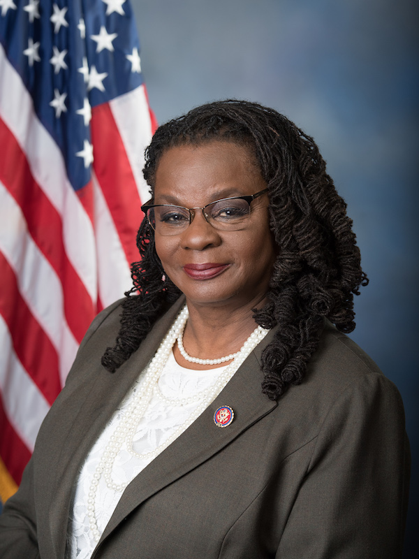 photograph of Gwen Moore