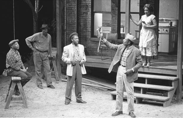 photo of Milwaukee Repertory production of Fences
