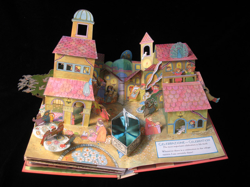 photo of pop up book