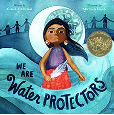 Cover Image of We are the Water Protectors