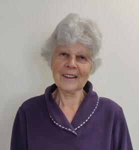 Photo of Edith Moravcsik