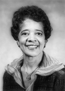 Portrait of Vel Phillips. Courtesy Wisconsin Historical Society