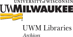 UWM Libraries - Achives Logo