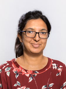 Syeda Ashrafi