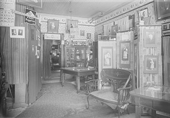 Kwasniewski's Park Studio, April1917 kw002717