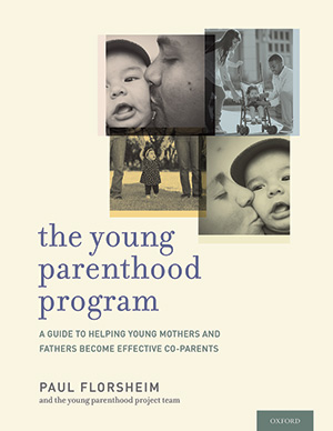 Florsheim's book provides a manual for other organizations working to help young parents, even if they choose not to remain together.
