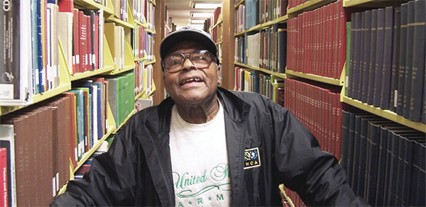 clarence-in-library