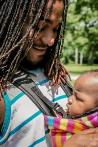 The Milwaukee Young Parenthood Project is looking at ways to involve fathers and mothers in co-parenting. (Milwaukee Health Department photo/TJ Lambert)