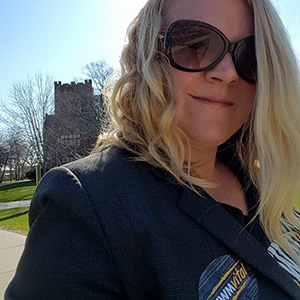 """[sustain_Kate OR sustain_Kate garden] Colleagues describe UWM Chief Sustainability Officer Kate Nelson as """"a tireless promoter and developer of ideas."""""""