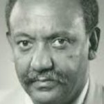 Harold Rose, a prominent researcher and writer on racial policies and urbanization.