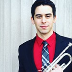 Keaton Viavattine, who will perform in the National Trumpet Competition.