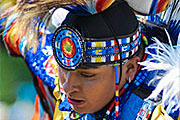 From the American Indian Student Services Fall 2015 Pow Wow.