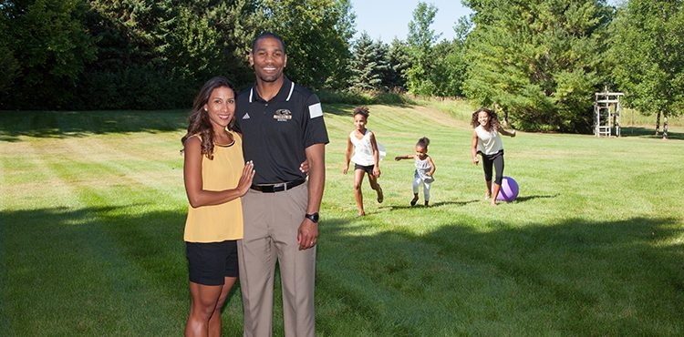 For UWM coach LaVall Jordan, family matters